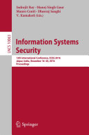 Information Systems Security