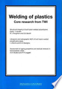 Welding Of Plastics Book PDF