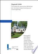 Proceedings des Gemeinsamen Workshops der Informatik-Graduiertenkollegs und Forschungskollegs