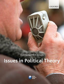 Issues in Political Theory Book