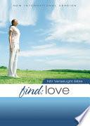 NIV, Find Love: VerseLight Bible, eBook