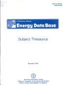 Energy Data Base