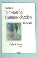 Focus on Nonverbal Communication Research