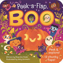 Boo: Chunky Peek a Flap Board Book