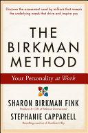 The Birkman Method Pdf/ePub eBook