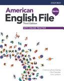 American English File 3E Starter Student Book