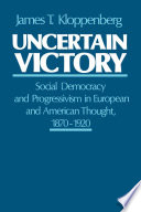 Uncertain Victory Book