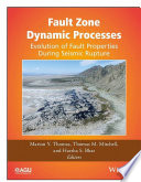 Fault Zone Dynamic Processes