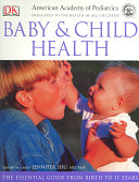 Baby Child Health Book PDF