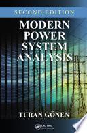 Modern Power System Analysis