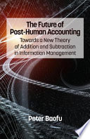 The Future of Post Human Accounting Book
