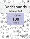 Dachshunds Coloring Book