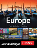 Pdf Europe - 50 itinéraires de rêve Telecharger