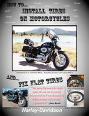 How to Install Tires on Motorcycles   Fix Flat Tires