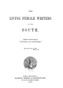 The Living Female Writers of the South