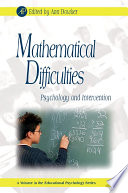 Mathematical Difficulties Book