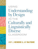 Pdf Using Understanding by Design in the Culturally and Linguistically Diverse Classroom