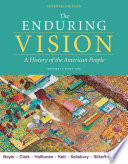 The Enduring Vision Volume Ii Since 1865 Book