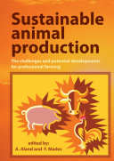 Sustainable animal production