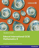 Edexcel Igcse Mathematics B