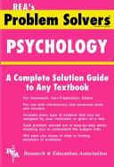 The psychology problem solver