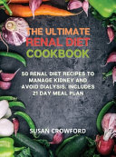The Ultimate Renal Diet Cookbook Book
