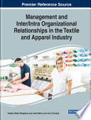 Management And Inter Intra Organizational Relationships In The Textile And Apparel Industry Book PDF