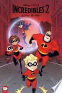 Disney Pixar The Incredibles 2 Slow Burn