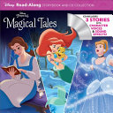 Disney Princess Magical Tales Read Along Storybook and CD Collection