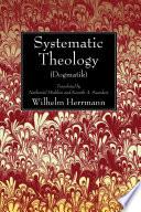 Systematic Theology  Dogmatik