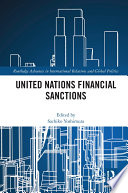 United Nations Financial Sanctions