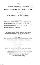 Pdf The London, Edinburgh and Dublin Philosophical Magazine and Journal of Science