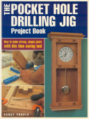 The Pocket Hole Drilling Jig Project Book Pdf/ePub eBook