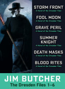 The Dresden Files Collection 1-6 Book
