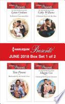 Harlequin Presents June 2018 Box Set 1 Of 2