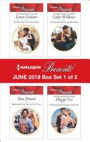 Harlequin Presents June 2018 - Box Set 1 of 2 Book