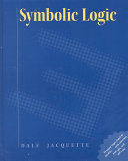 Symbolic Logic Book PDF