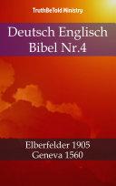 Deutsch Englisch Bibel Nr.4