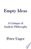 Empty Ideas