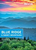 Moon Blue Ridge   Smoky Mountains