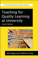 Teaching for Quality Learning at University