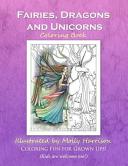 Fairies  Dragons and Unicorns