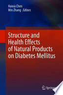 Structure and Health Effects of Natural Products on Diabetes Mellitus
