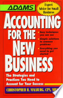 Accounting for the New Business