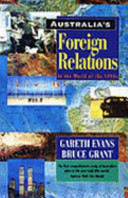 Cover of Australia's Foreign Relations