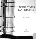 United States Tax Reporter