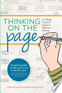 Thinking On The Page Book