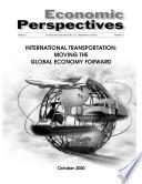 International Transportation: Moving the Global Economy Forward
