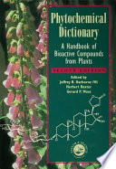 Phytochemical Dictionary Book