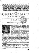 The Description and Use of the Sector  Crosse staffe  and Other Instruments  with a Canon of Artificiall Lines and Tangents  to a Radius of 100 000 000 Parts  and the Use Thereof in Astronomie  Navigation  Dialling and Fortification  Etc  The Second Edition Much Augmented